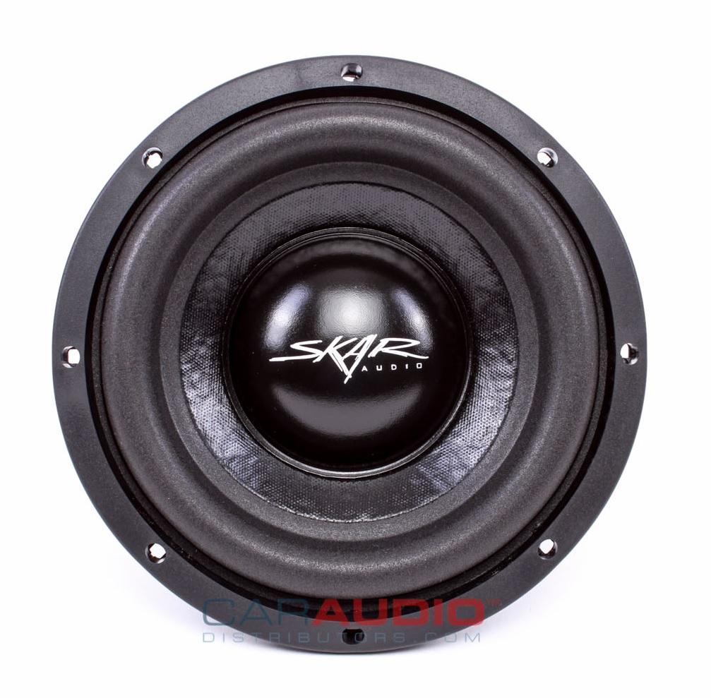 skar audio dual 8 quot 600 watt loaded ix dual 2 ohm sealed subwoofer bass package ebay